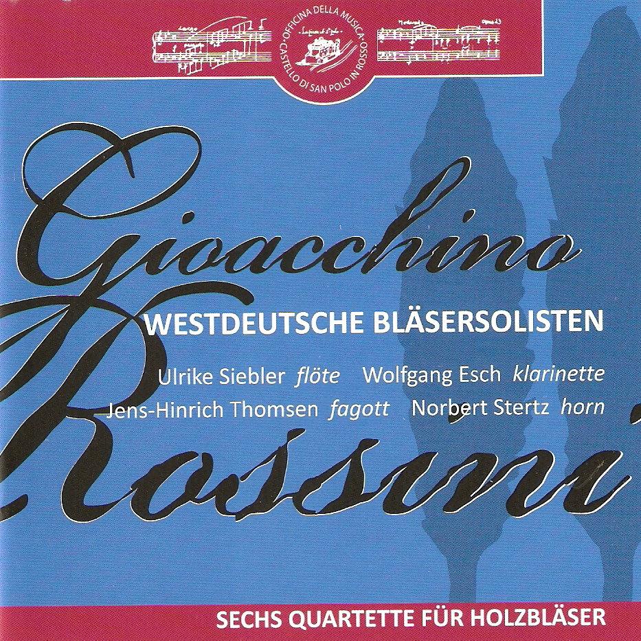 Rossini: Sei Sonate a Quattro